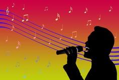 τραγουδιστής ελεύθερη απεικόνιση δικαιώματος