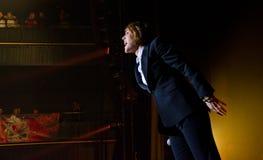 Τραγουδιστής Zaz της Γαλλίας στοκ φωτογραφία