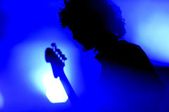 τραγουδιστής στοκ φωτογραφία με δικαίωμα ελεύθερης χρήσης