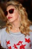 Τραγουδιστής Madonna στοκ φωτογραφία με δικαίωμα ελεύθερης χρήσης