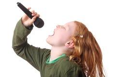 Τραγούδι Στοκ Εικόνες