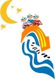 τραγούδι mariachi ζωνών Στοκ φωτογραφία με δικαίωμα ελεύθερης χρήσης