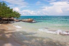 Τραγούδησε την παραλία Thian, νησί Samet, Ταϊλάνδη Στοκ εικόνες με δικαίωμα ελεύθερης χρήσης