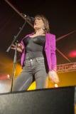 Τραγούδι αρσενικών ελαφιών της Beth Στοκ Φωτογραφία