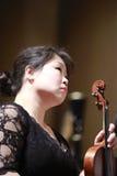 Τραγούδι Xiamen και lilei βιολιών ορχηστρών θεάτρων χορού πρώτο Στοκ φωτογραφίες με δικαίωμα ελεύθερης χρήσης