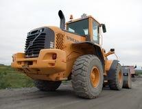 Τρακτέρ - φορτωτής VOLVO L90 Ε Στοκ Εικόνες