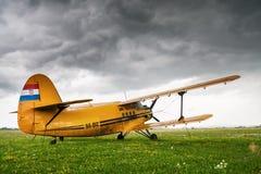 Τρακτέρ Antonov ένας-2 αέρα Στοκ Φωτογραφία