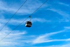 τραμ κόλασης s πυλών αέρα Στοκ φωτογραφίες με δικαίωμα ελεύθερης χρήσης
