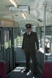 τραμ οδηγών Στοκ Φωτογραφίες