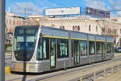 τραμ του Μεσσήνη Στοκ Εικόνες