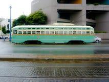Τραμ του Σαν Φρανσίσκο Στοκ εικόνες με δικαίωμα ελεύθερης χρήσης