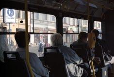τραμ Στοκ φωτογραφία με δικαίωμα ελεύθερης χρήσης
