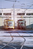 τραμ Στοκ Εικόνες