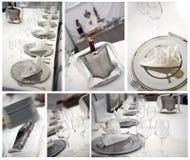 τραπέζι Στοκ Εικόνες