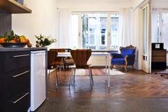 Τραπεζαρία Στοκ φωτογραφία με δικαίωμα ελεύθερης χρήσης