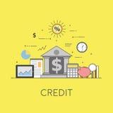 Τραπεζικές εργασίες και επιχείρηση Χρηματοοικονομική αγορά Εξασφαλίστε την προστασία συναλλαγών και πληρωμών, η ασφάλεια εγγύησης Στοκ Εικόνες