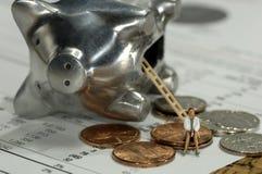 τραπεζικές εργασίες στοκ φωτογραφία με δικαίωμα ελεύθερης χρήσης