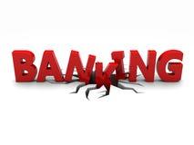 Τραπεζικές εργασίες απεικόνιση αποθεμάτων
