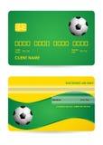 Τραπεζική κάρτα Στοκ φωτογραφία με δικαίωμα ελεύθερης χρήσης