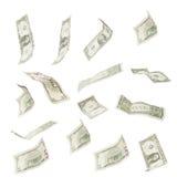 Τραπεζογραμμάτια δολαρίων Στοκ Εικόνα