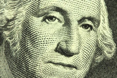 Τραπεζογραμμάτιο ένα αμερικανικό δολάριο Στοκ φωτογραφία με δικαίωμα ελεύθερης χρήσης