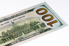 Τραπεζογραμμάτιο ΑΜΕΡΙΚΑΝΙΚΟΥ νομίσματος Στοκ Φωτογραφίες