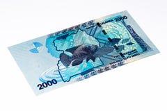 Τραπεζογραμμάτιο νομίσματος της Αφρικής Στοκ φωτογραφία με δικαίωμα ελεύθερης χρήσης