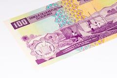 Τραπεζογραμμάτιο νομίσματος της Αφρικής Στοκ εικόνα με δικαίωμα ελεύθερης χρήσης