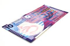 Τραπεζογραμμάτιο δολαρίων Χονγκ Κονγκ Στοκ φωτογραφία με δικαίωμα ελεύθερης χρήσης