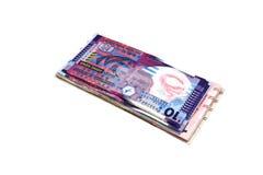 Τραπεζογραμμάτιο δολαρίων Χονγκ Κονγκ Στοκ Εικόνες
