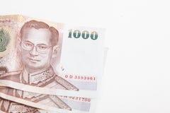 τραπεζογραμμάτιο Ταϊλανδός Στοκ Εικόνα