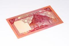 Τραπεζογραμμάτιο Currancy της Ασίας Στοκ Φωτογραφία