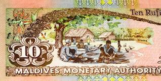 Τραπεζογραμμάτιο Currancy της Ασίας Στοκ εικόνα με δικαίωμα ελεύθερης χρήσης