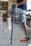 Τραυματισμοί από τον τένοντα Στοκ Εικόνες