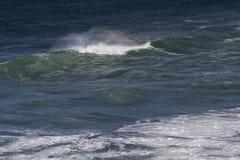 τραχιά θάλασσα στοκ φωτογραφίες