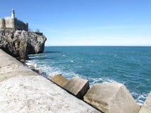 τραχιά θάλασσα στοκ φωτογραφία