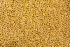 Τραχιά κίτρινη κενή σύσταση στοκ φωτογραφίες με δικαίωμα ελεύθερης χρήσης