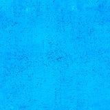 Τραχιά μπλε χρωματισμένη σύσταση τοίχων Στοκ εικόνες με δικαίωμα ελεύθερης χρήσης