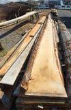 Τραχιά περικοπή Planking Στοκ φωτογραφίες με δικαίωμα ελεύθερης χρήσης