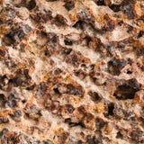 Τραχιά σύσταση πετρών Στοκ Φωτογραφίες