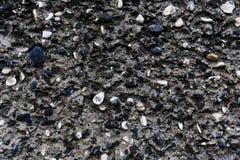 τραχιά σύσταση πετρών Στοκ Εικόνες