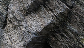 Τραχιά φυσική σύσταση πετρών Στοκ εικόνα με δικαίωμα ελεύθερης χρήσης