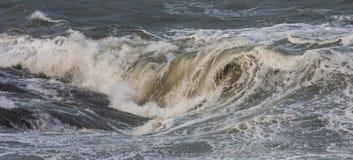 Τραχιές θάλασσες Στοκ Φωτογραφία