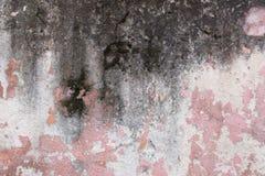 Τραχύς επικονιασμένος τοίχος Στοκ Φωτογραφίες