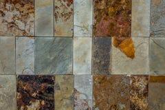 τραχύς τοίχος σύστασης πετρών Στοκ Εικόνα