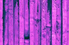 τραχύ και σκουριασμένο ρόδινο μπλε purplish τυρκουάζ γαλαζωπό ιώδες corru Στοκ εικόνα με δικαίωμα ελεύθερης χρήσης