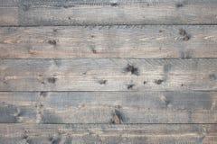 Τραχύ ξύλινο κατασκευασμένο υπόβαθρο Στοκ Εικόνες