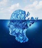 Τραύμα εγκεφάλου Στοκ φωτογραφίες με δικαίωμα ελεύθερης χρήσης