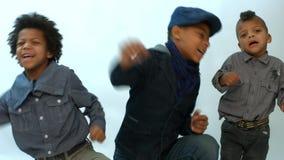 Τρεις μαύροι αδελφοί απόθεμα βίντεο