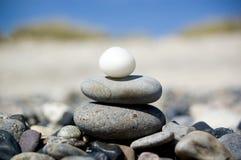 Τρεις πέτρες Στοκ Εικόνα